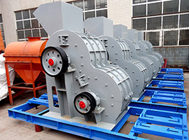 Two Stage Crusher